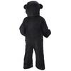 Columbia Foxy Baby II Bunting jumpsuit Kinderen zwart